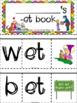 -et word family flip book