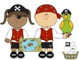 /f/ Articulation Pirate Activity Preschool Elementary