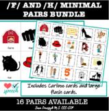 /f/ and /h/ Minimal Pairs Bundle