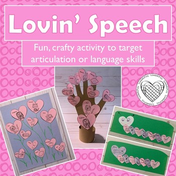 Lovin' Speech for articulation & language therapy