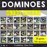 Dominoes : 25 games BUNDLE