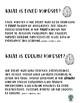 Growth Mindset -August Activities