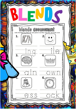 (free)blends assessment