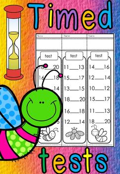 Kindergarten testing-between