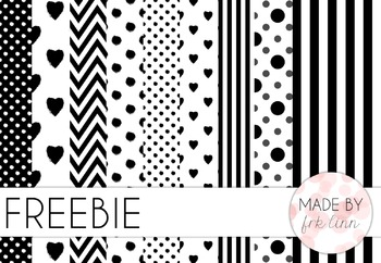 black and white backgrounds *freebie*