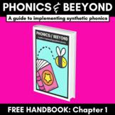 #frothinonphonics Handbook