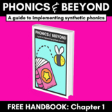 Phonics Handbook #frothinonphonics
