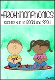 #frothinonphonics Spelling Bundle