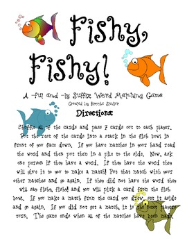 -ful and -ly Game Pack- Fishy, Fishy!, Ninja Chop, Playful Puppy!