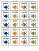 -ful and -ly Word Matching Game- Fishy, Fishy!