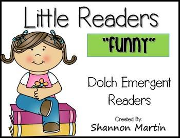 """""""funny"""" Little Reader"""