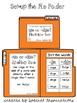-ge or -dge File Folder Sort (Orton-Gillingham)