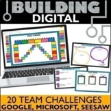 Virtual Team Building Lego STEM