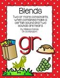 -gr Blend Anchor Chart & Practice {Click File, Print}