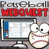 Baseball Research Activity