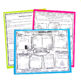 Skeletal and Muscular System Unit of Nonfiction Text Sketch Notes Flipbooks Test