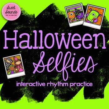Halloween Selfies Mini Pack