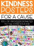 Kindness Posters for a Cause #foracause