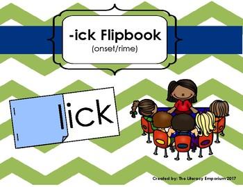 -ick Family Flipbook