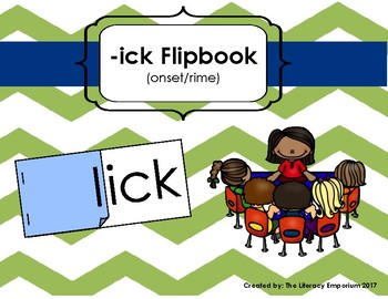 -ick Family Flipbook
