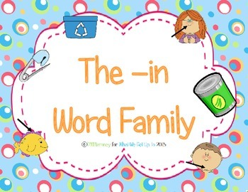 -in Word Family