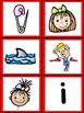 -in Word Family Emergent Reader Kindergarten with Pocket C