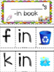 -in word family flip book