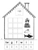 -in word family worksheets