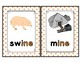 -ine Word Family Cards