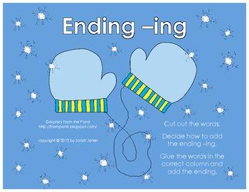 -ing Ending