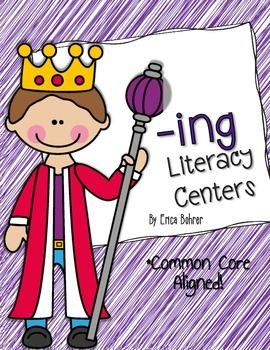 -ing Literacy Centers
