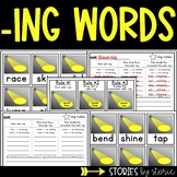 -ing Word Sort, Spotlight on Shining Words
