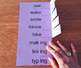 'ing' and 'ed' Suffix Tab Sheets - Spelling Learning Aid