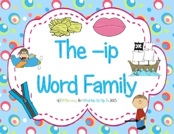 -ip Word Family