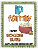 -ip Word Family Mini Unit