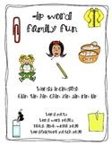 -ip word family fun