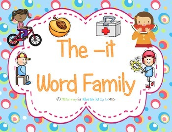 -it Word Family
