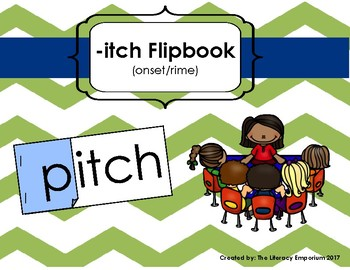 -itch Family Flipbook