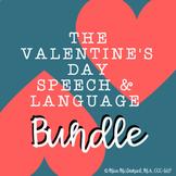 Speech & Language Valentine's Day BUNDLE