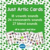 Just Articulation Cards