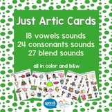 Just Articulation Cards