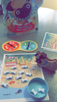 Beach & Bones: An Artic Game Companion for Shelby's Snack Shack