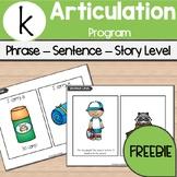 'k' sample booklet - Camping Chaos