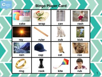 [k - r] Maximal Contrast Bingo