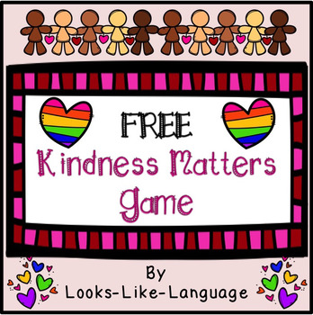 Kindness Matters Free Game