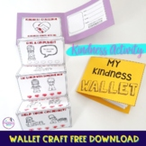 Kindness Foldable Wallet Craft Books