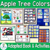 Apple Tree- ADAPTED BOOK and Activities PreK-1/SPED/ELL