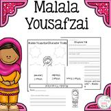 Malala Yousafzai Study for Primary Grades