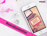 #marvelousmention Social Media Sharing Cards