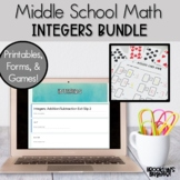 Integer Operations Growing Bundle with Distance Learning